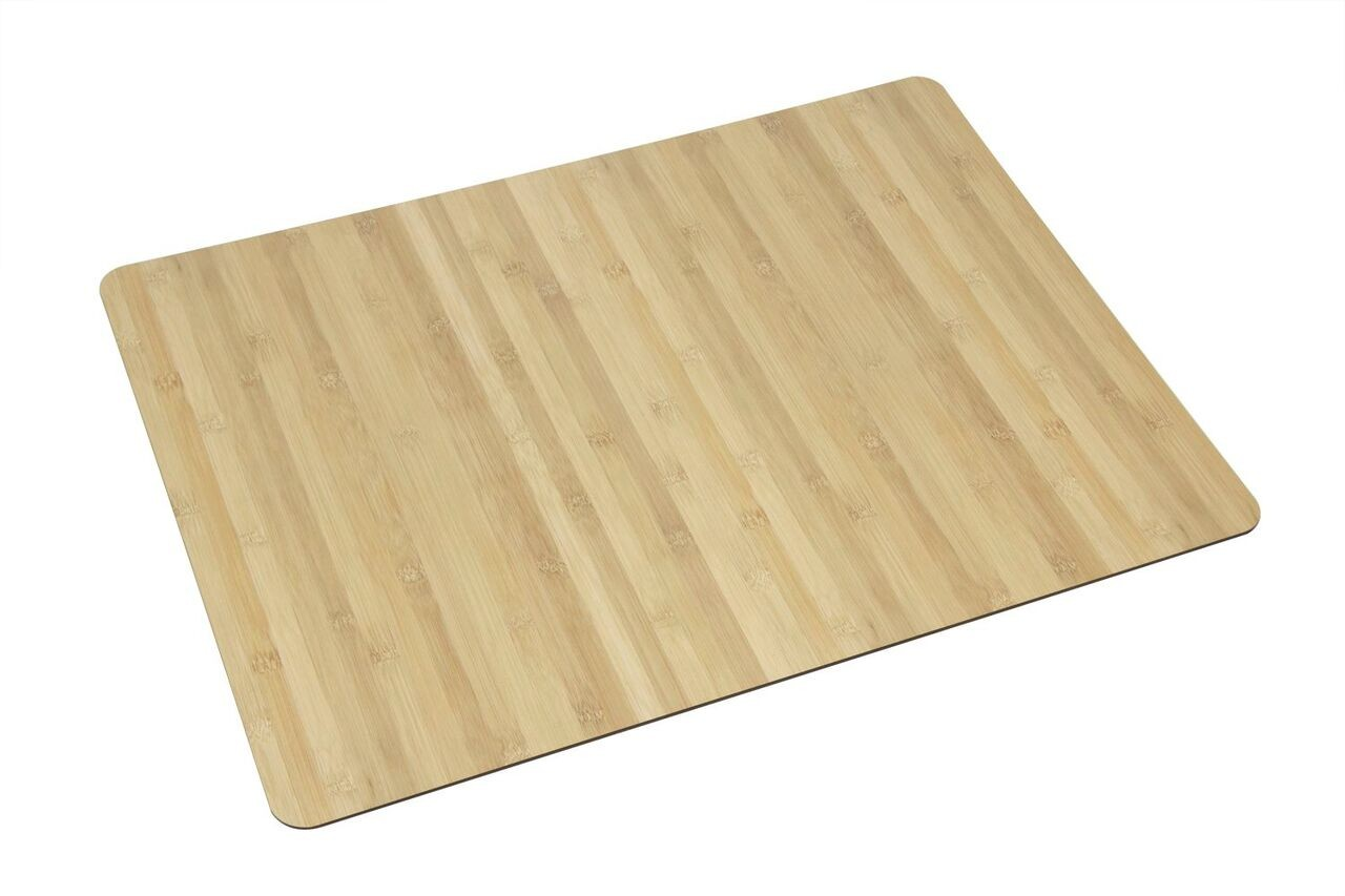 "Bon Chef 50156CD-Bamboo Chef's Dimensions Bamboo Acrylic Panel, 29"" x 22"""