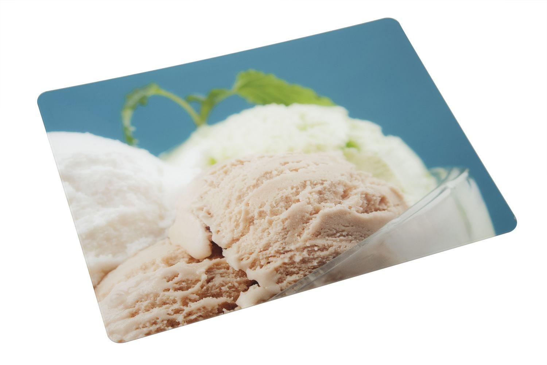 Bon Chef 50156CL-1 Acrylic City Lights Center Panel, Dessert Ice Cream