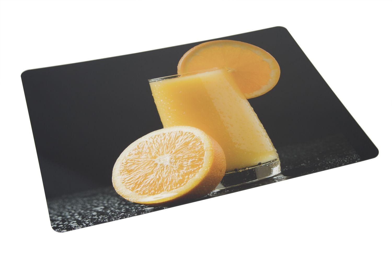 Bon Chef 50156HS-5 Acrylic High Street Center Panel, Orange Juice