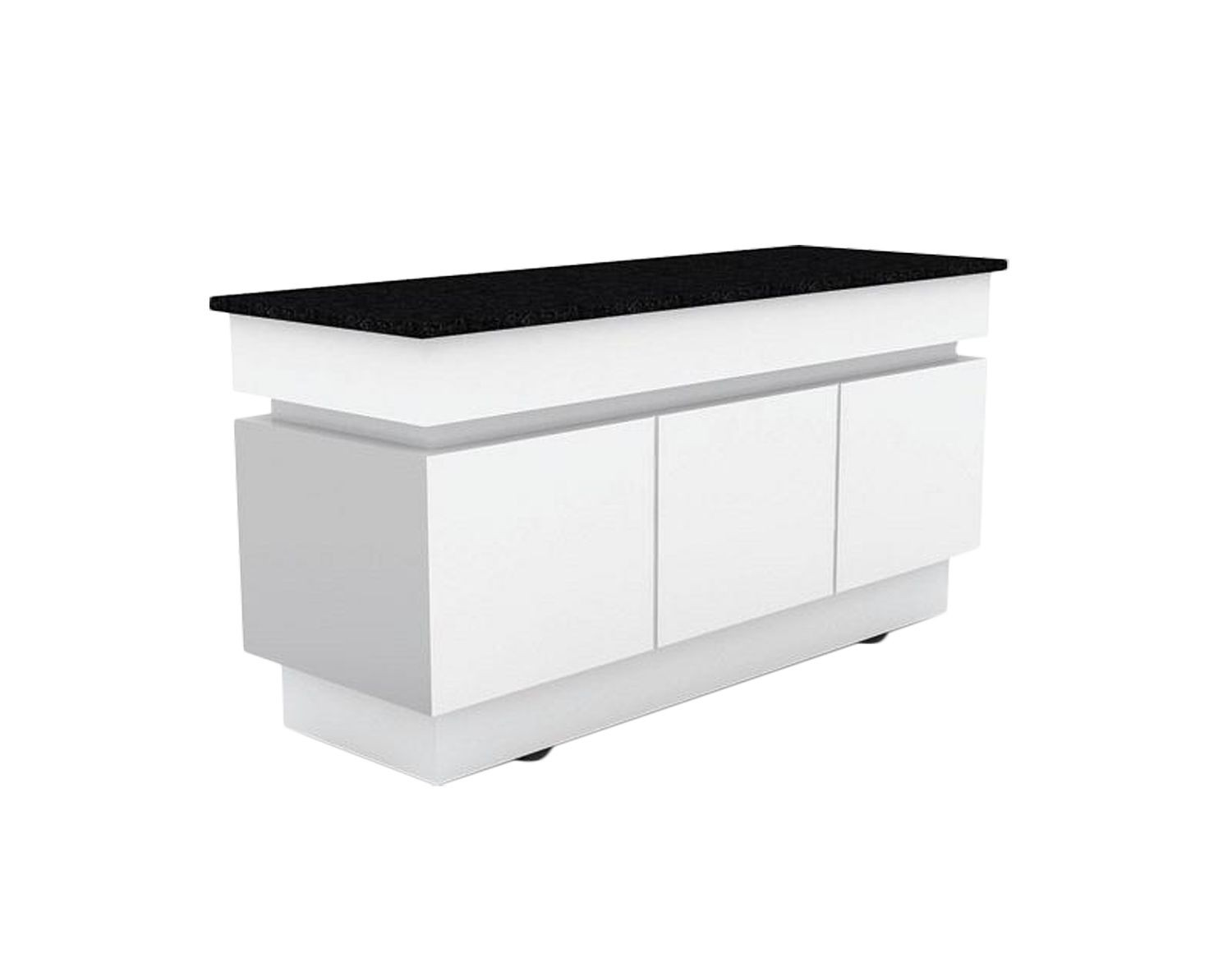 Bon Chef 50167 Recessed Top Buffet with Plain Top