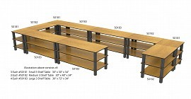 Bon Chef 50221 Flex Table Leveler