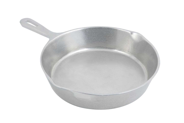 """Bon Chef 5026P Fry Pan, Pewter Glo 10 1/2"""" Dia."""