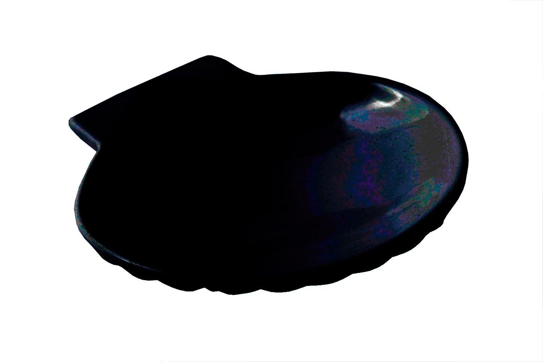 "Bon Chef 5040S Clam Shell Dish, Sandstone 6 1/8"" x 6 3/8"", Set of 6"