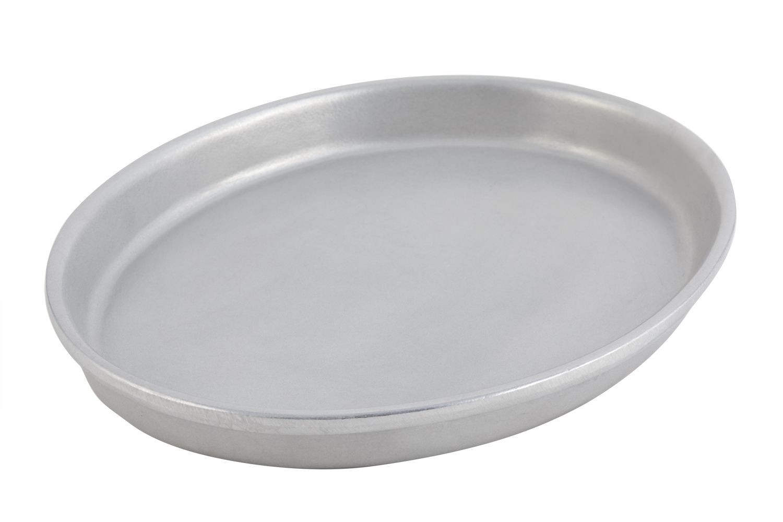 Bon Chef 5055P Oval Casserole Dish, Pewter Glo 1 Qt.