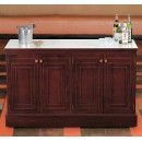 "Bon Chef 51004 Back Bar, 5"" x 25 1/4"" x 3"""