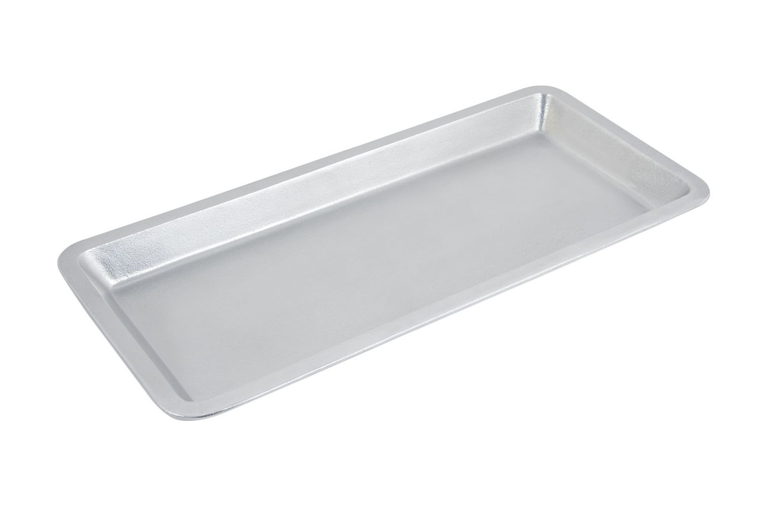 "Bon Chef 5101P Banquet Serving Platter, Pewter Glo 11 1/2"" x 25"""