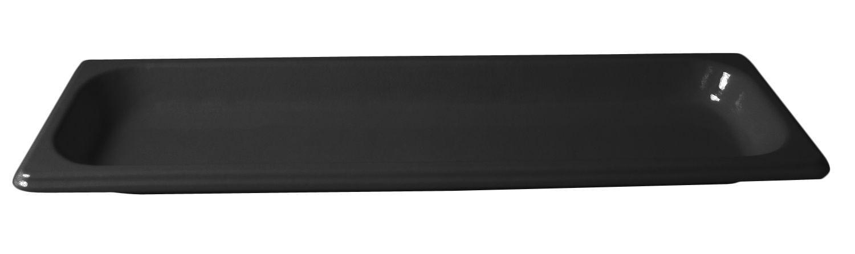 "Bon Chef 5106S Half-Size Long Pan, Sandstone 6 1/2"" x 20 3/4"" x 1/2"""