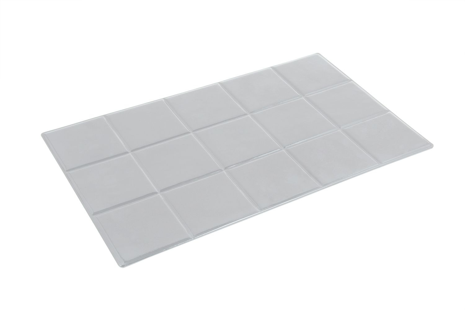 "Bon Chef 52000P EZ Fit Full Size Tile Tray, Pewter Glo 12 3/4"" x 20 13/16"""