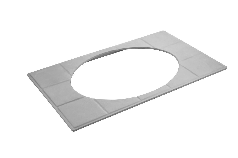 """Bon Chef 52012S EZ Fit Tile Tray for 2103, Sandstone 12 3/4"""" x 20 3/16"""""""