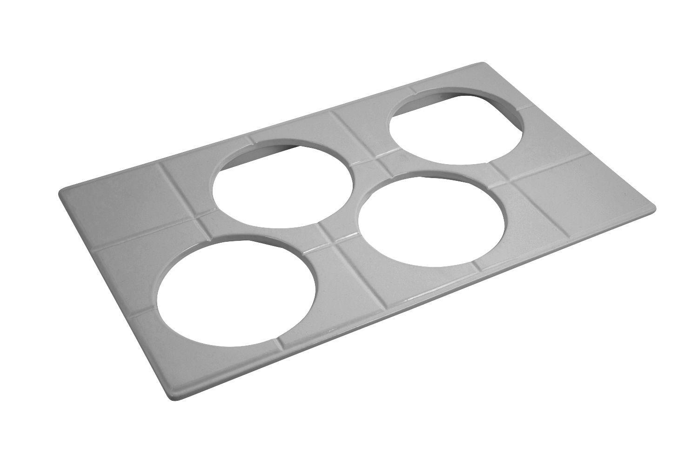 """Bon Chef 52017S EZ Fit Custom Cut Tile for (4) 9013, Sandstone 12 3/4"""" x 20 13/16"""""""