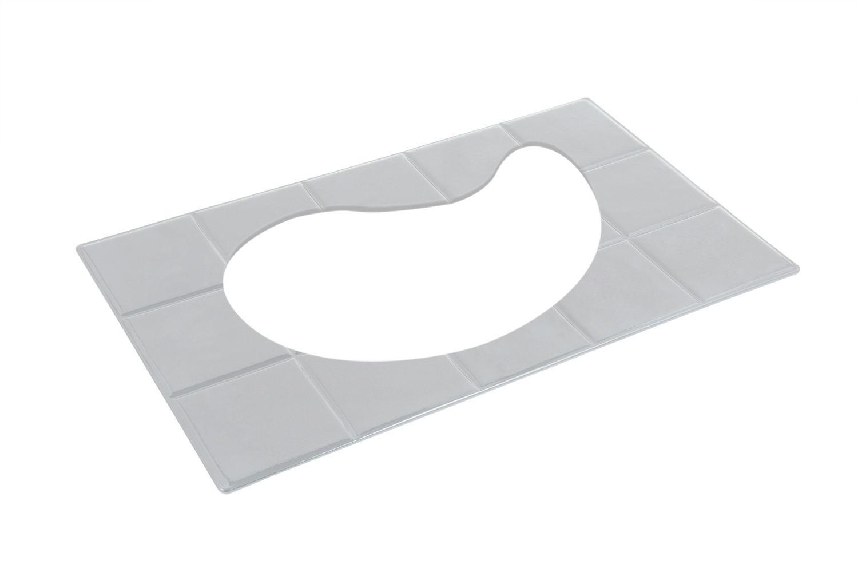 """Bon Chef 52019S EZ Fit Custom Cut Tile for 5104, Sandstone 12 3/4"""" x 20 13/16"""""""