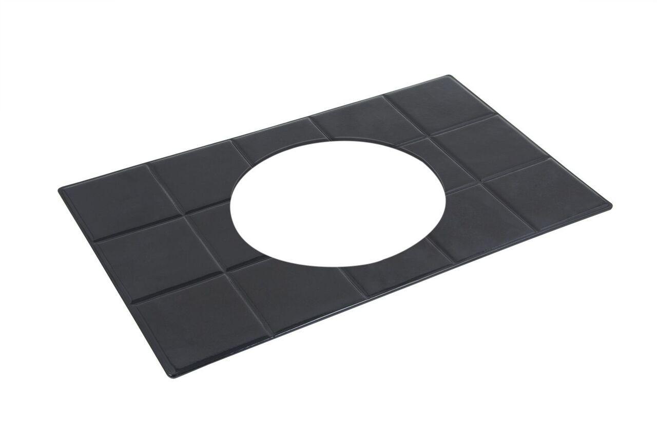 """Bon Chef 52032S EZ Fit Custom Cut Tile for 5250, Sandstone 12 3/4"""" x 10 3/8"""""""