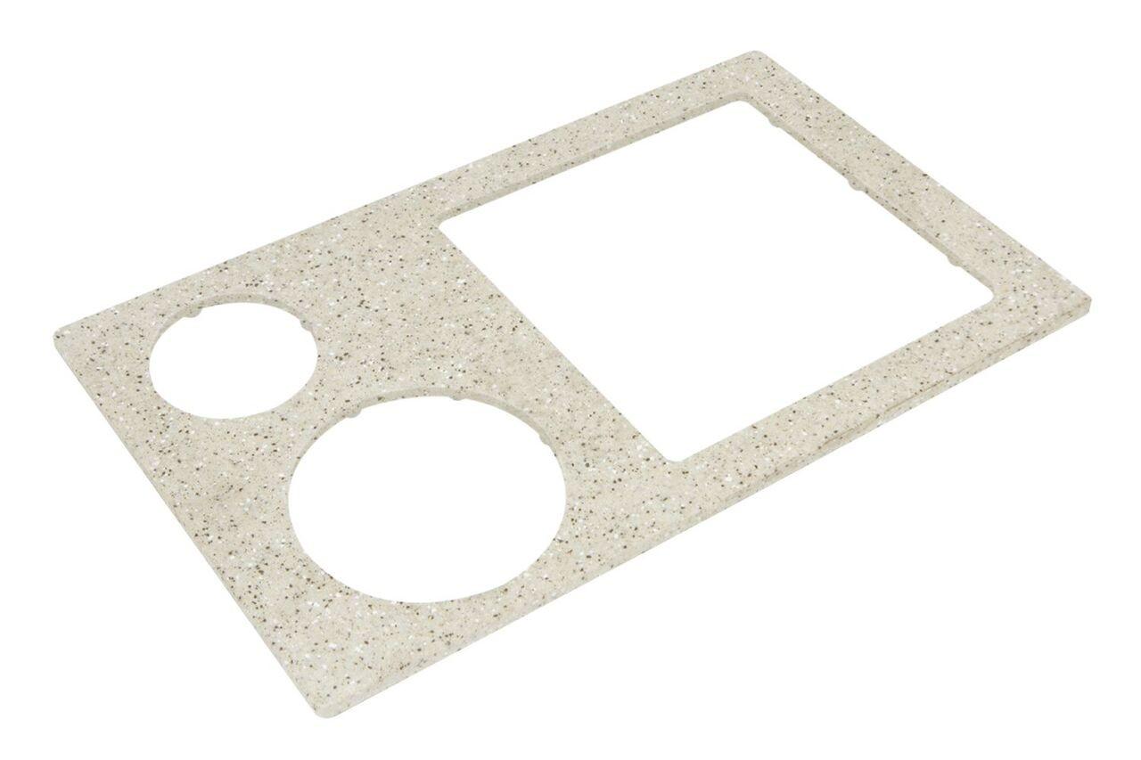 "Bon Chef 52068 EZ Fit Custom Cut Tile for (1) 5216, (1) 5224 and (1) 5225, 12 3/4"" x 20 13/16"""