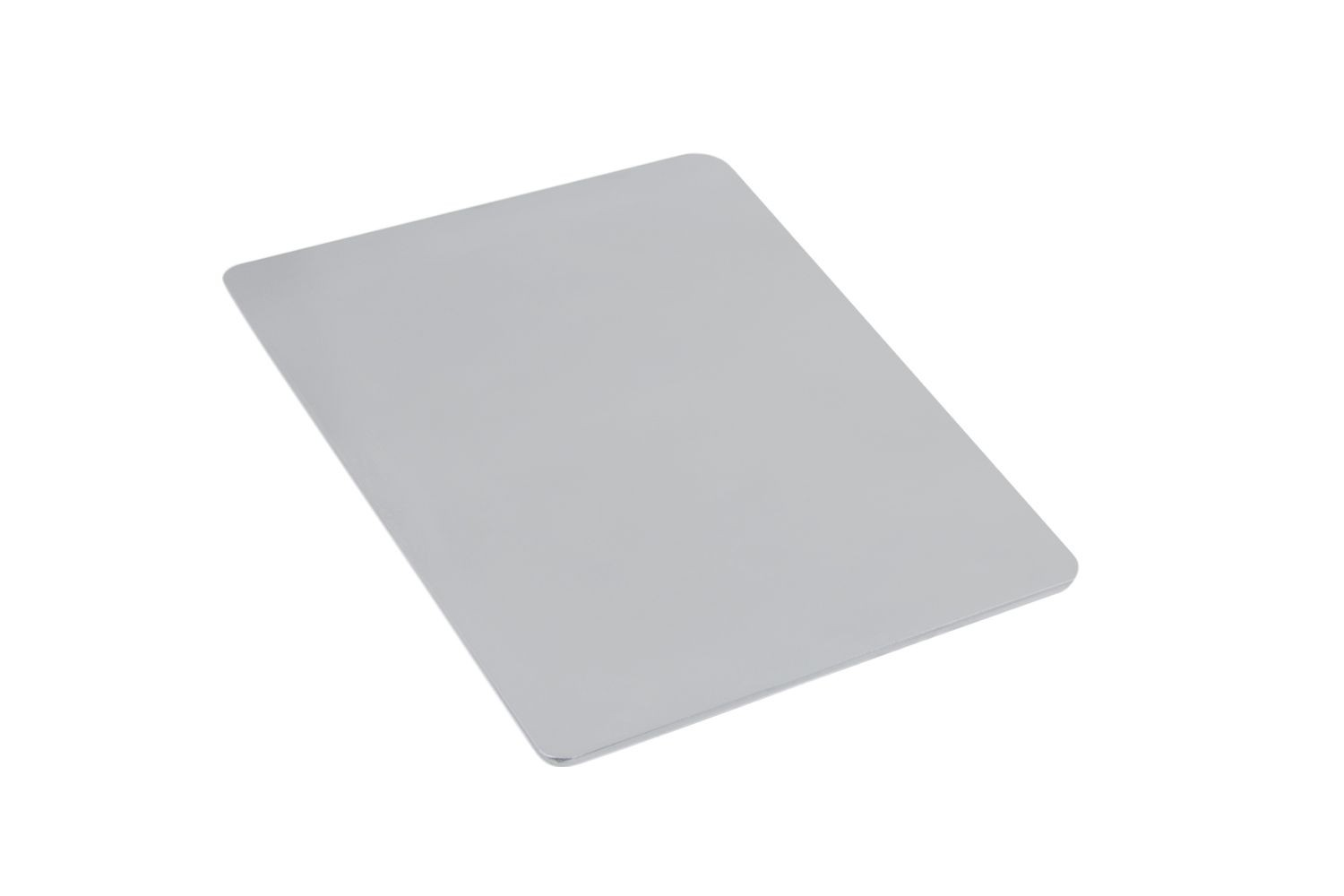"Bon Chef 52138P EZ Fit Full Size Plain Tile Tray, Pewter Glo 12 3/4"" x 20 13/16"""