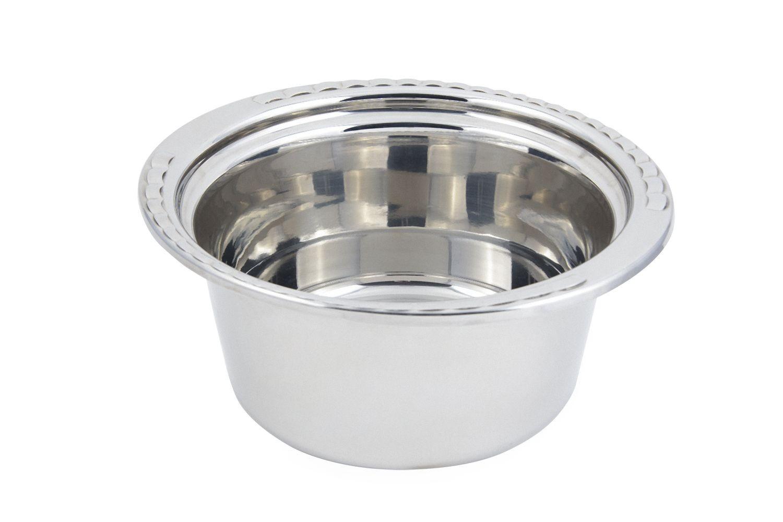 Bon Chef 5660 Arches Design Casserole Dish, 5 Qt.