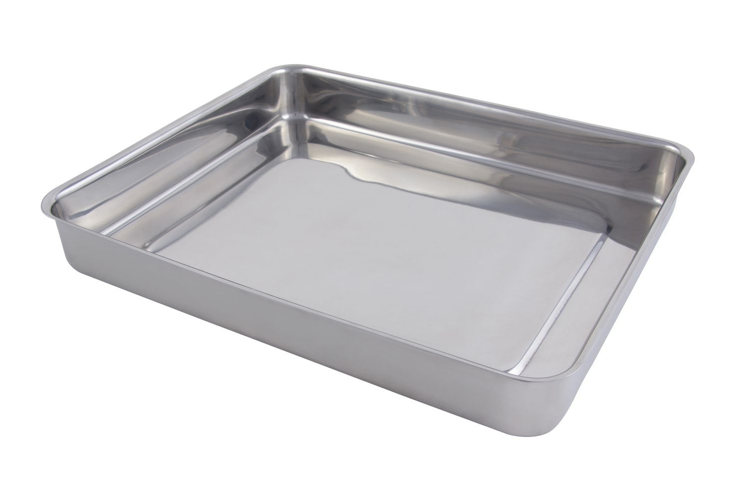 Bon Chef 60017 Cucina Large Stainless Steel Food Pan, 5 Qt.