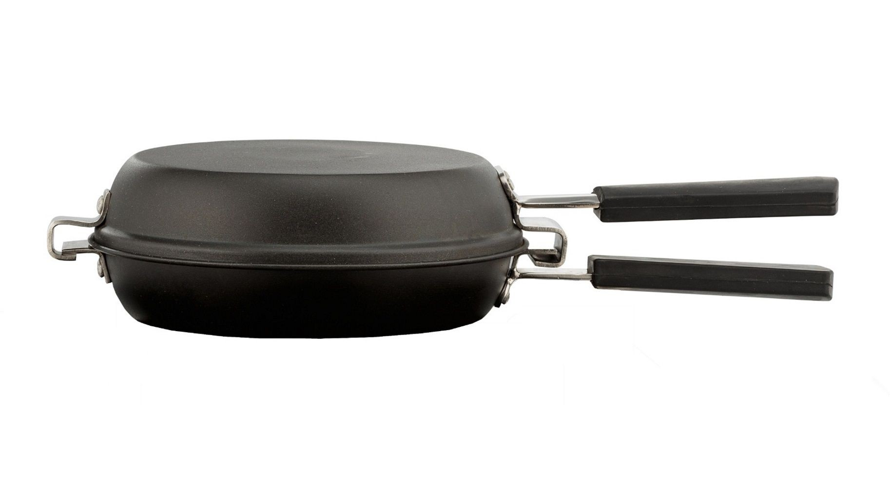 """Bon Chef 61274 One-Minute Non-Stick Omelet Pan with Handle, 8 5/8"""" Dia."""