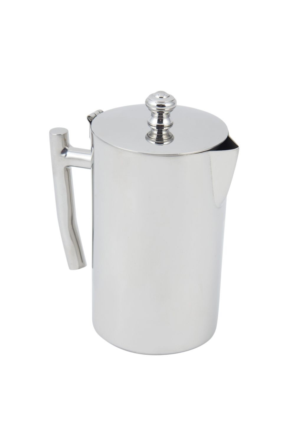 Bon Chef 61308 Empire Collection Stainless Steel Milk Pot, 9 oz.