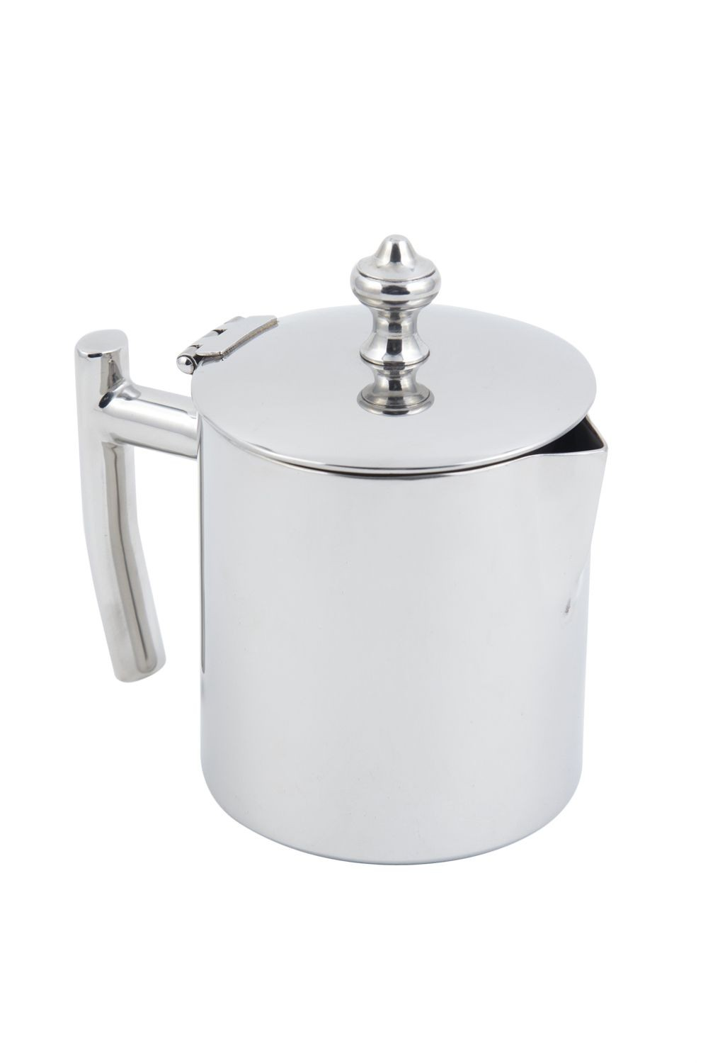 Bon Chef 61310 Empire Collection Stainless Steel Coffee Pot, 16 oz.
