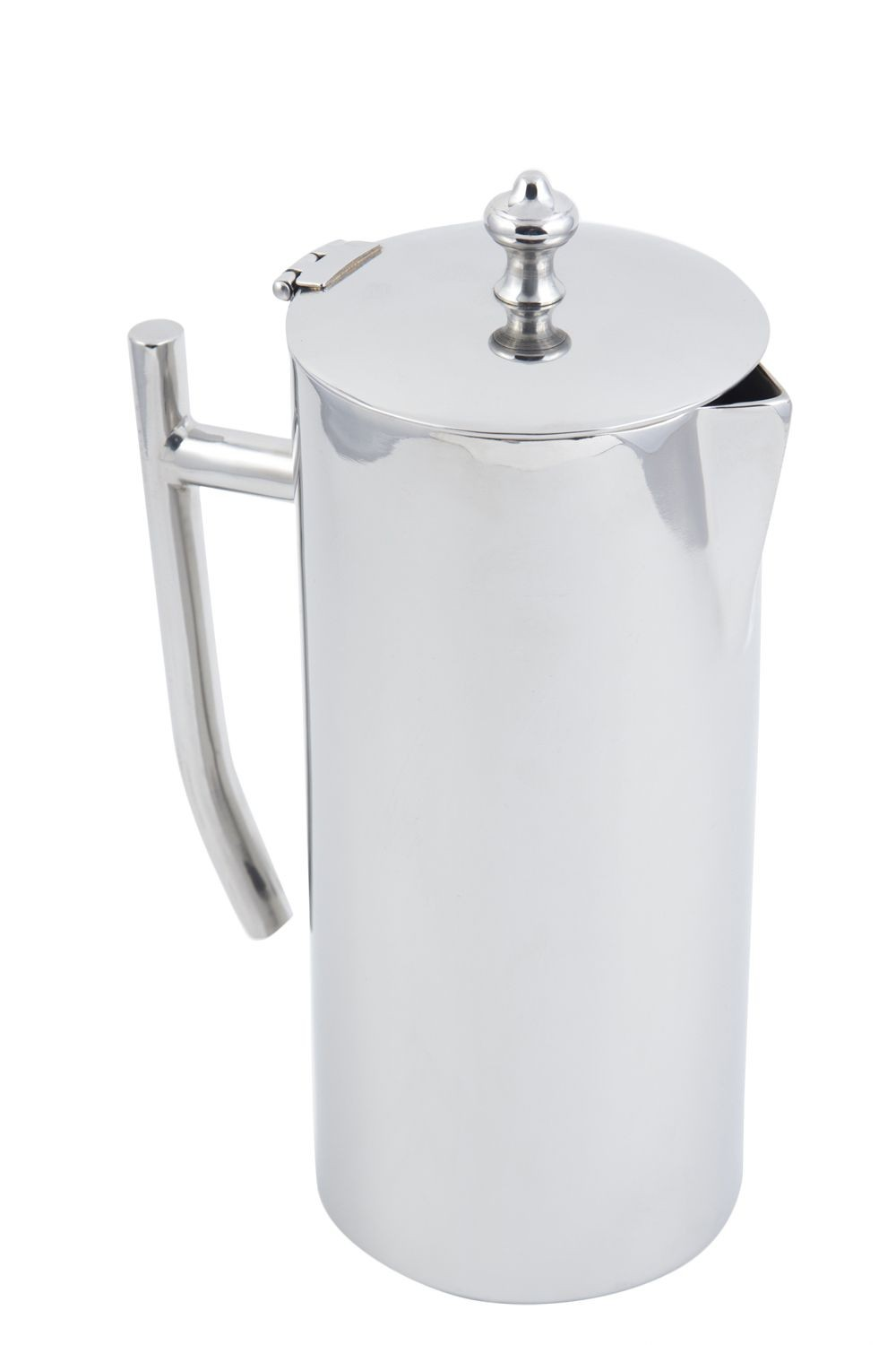 Bon Chef 61313 Empire Collection Stainless Steel Coffee Pot, 64 oz.