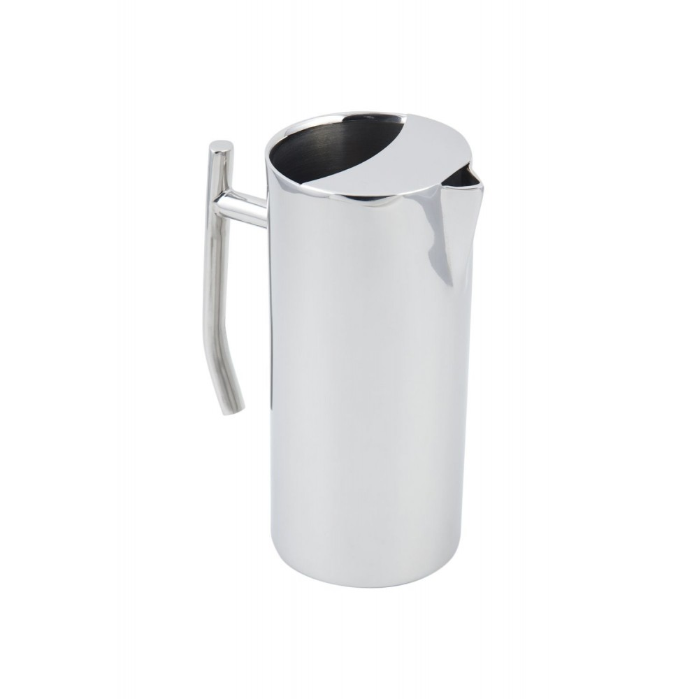 Bon Chef 61314 Empire Collection Stainless Steel Water Pitcher With