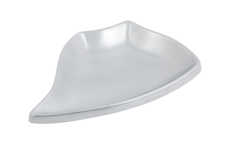 "Bon Chef 70000P Futura Platter, Pewter Glo 10 1/4"", Set of 2"
