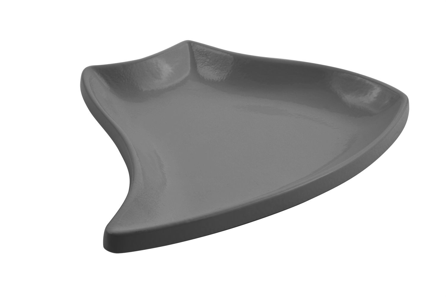 "Bon Chef 70001S Futura Platter, Sandstone 11 3/4"", Set of 2"