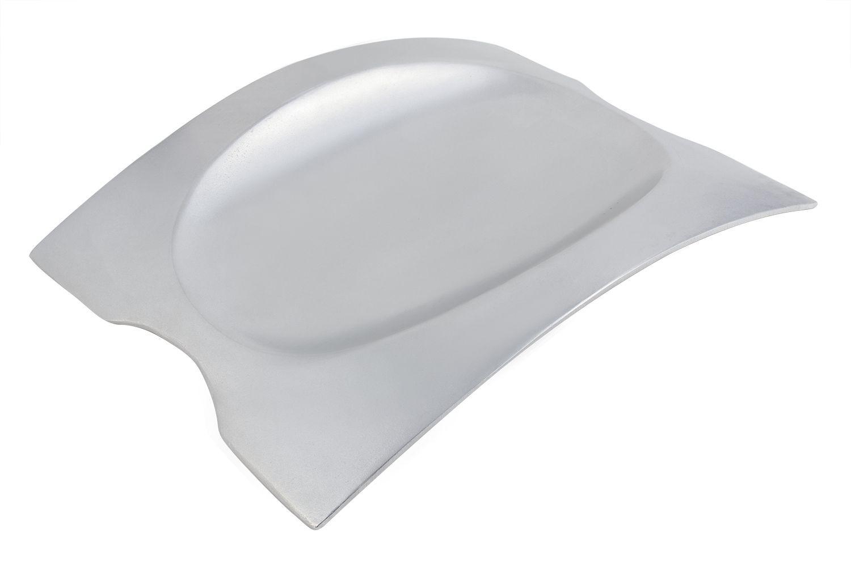 "Bon Chef 70021P Futura Platter, Pewter Glo 16 1/4"" x 21 1/4"""