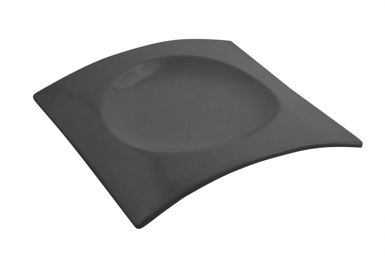 "Bon Chef 70036S Futura Platter, Sandstone 12 1/4"" x 12 1/4"""