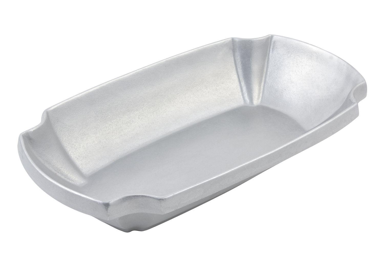 Bon Chef 70050P Futura Casserole Dish, Pewter Glo 10 Qt.