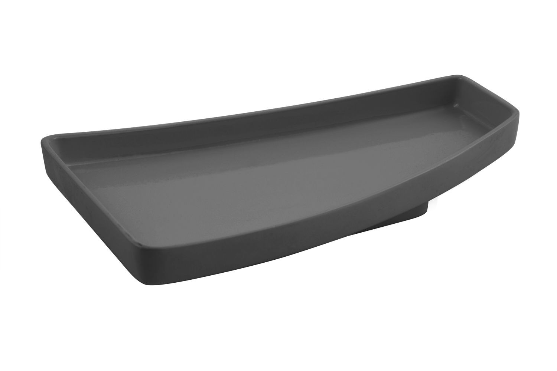 "Bon Chef 70062S Futura2 Serving Platter, Sandstone 12"" x 7"" x 1 1/2"""