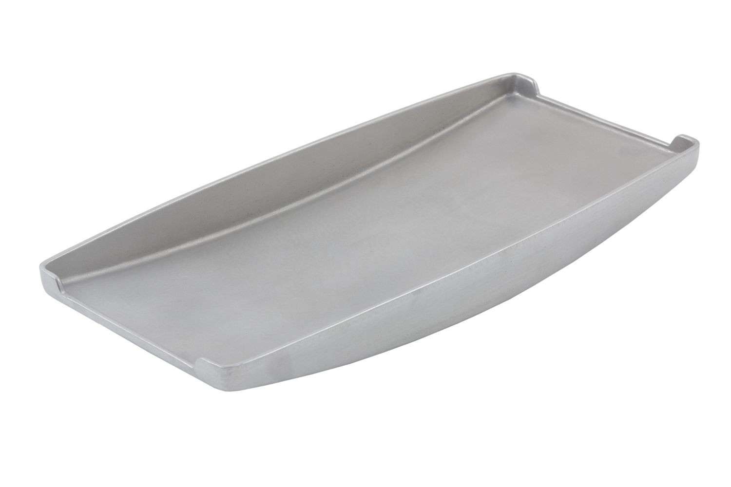 "Bon Chef 70065P Futura2 Serving Platter, Pewter Glo 20"" x 9"" x 1 1/2"""