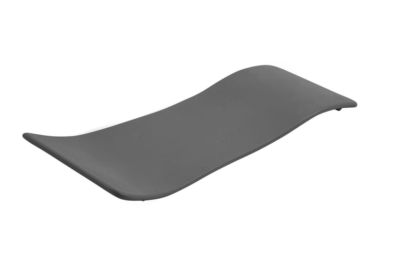 "Bon Chef 70067S Futura2 Free Form Platter, Sandstone 11 1/2"" x 5 1/2"" x 1 1/"""