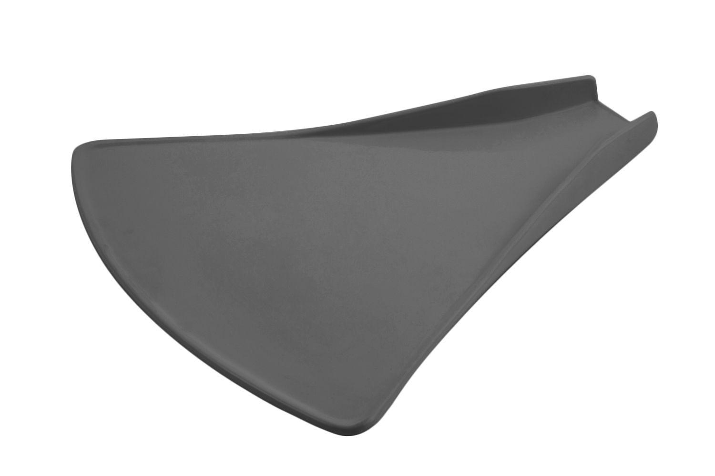 """Bon Chef 70076S Futura2 Triangular Platter, Sandstone 16"""" x 16"""" x 1/4"""""""