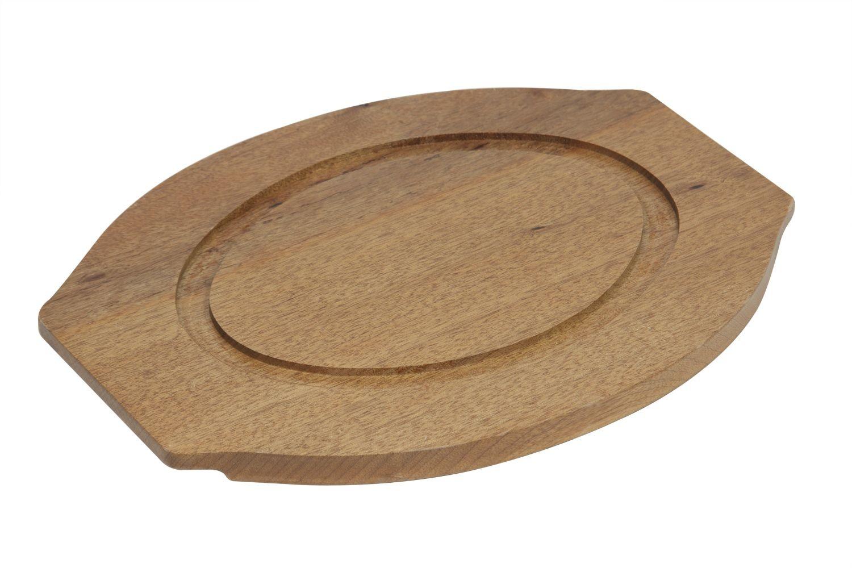 """Bon Chef 82023 Wood Underliner for Platter, 11 1/8"""" x 15"""", Set of 12"""
