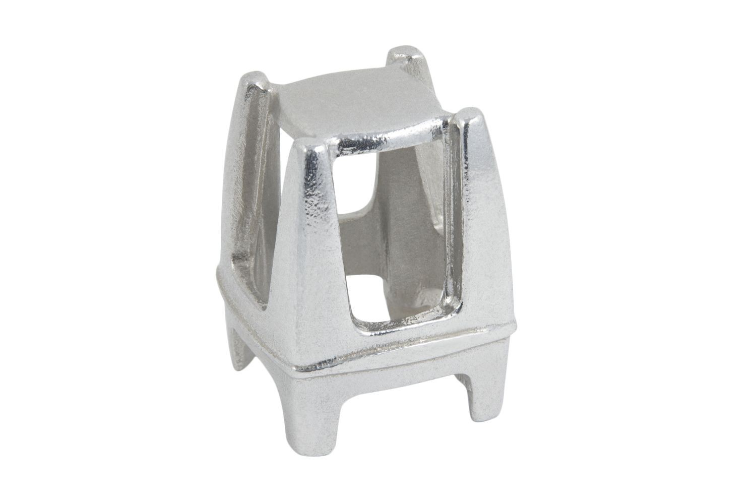 """Bon Chef 9032P Butter Melter Stand, Pewter Glo 3 1/2"""" H., Set of 12"""