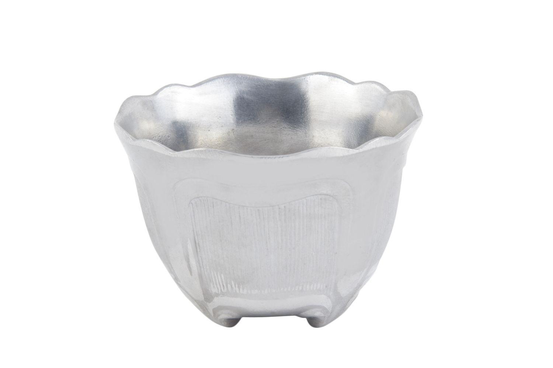 Bon Chef 9060P Garnish Bowl, Pewter Glo 1 1/2 Qt., Set of 3