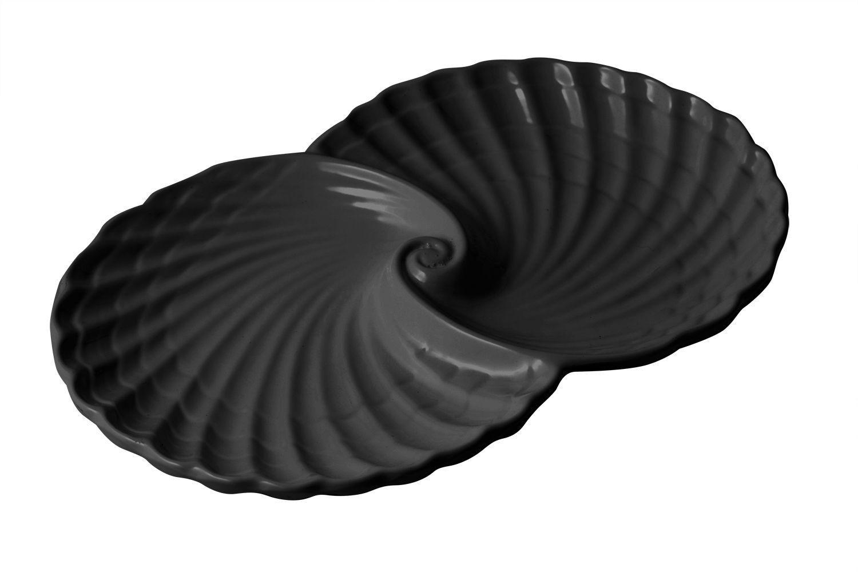 "Bon Chef 9074S Double Shell Bowl, Sandstone 7"" x 11 3/4"", Set of 3"
