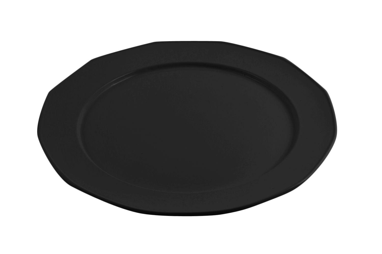 """Bon Chef 9097S Round Prism Tray, Sandstone 13"""" Dia."""