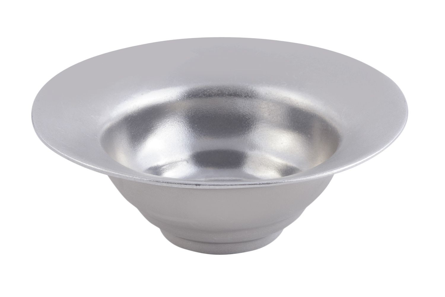 Bon Chef 9170P Wide Rim Bowl, Pewter Glo 1 Qt., 20 oz.