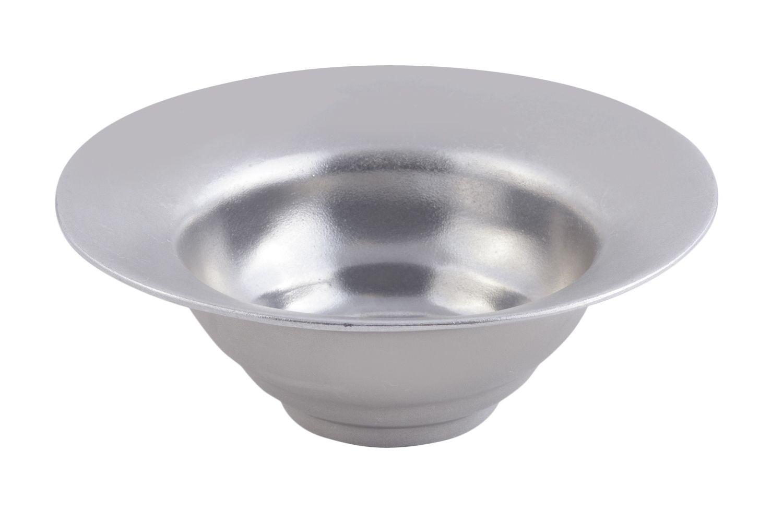 Bon Chef 9172P Wide Rim Bowl, Pewter Glo 3 Qt.