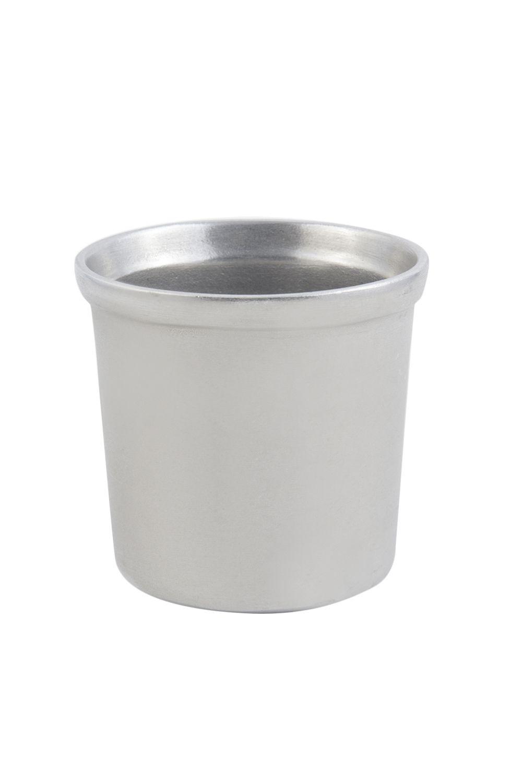 Bon Chef 9202P Condiment Pot, Pewter Glo 1 1/4 Qt., Set of 2
