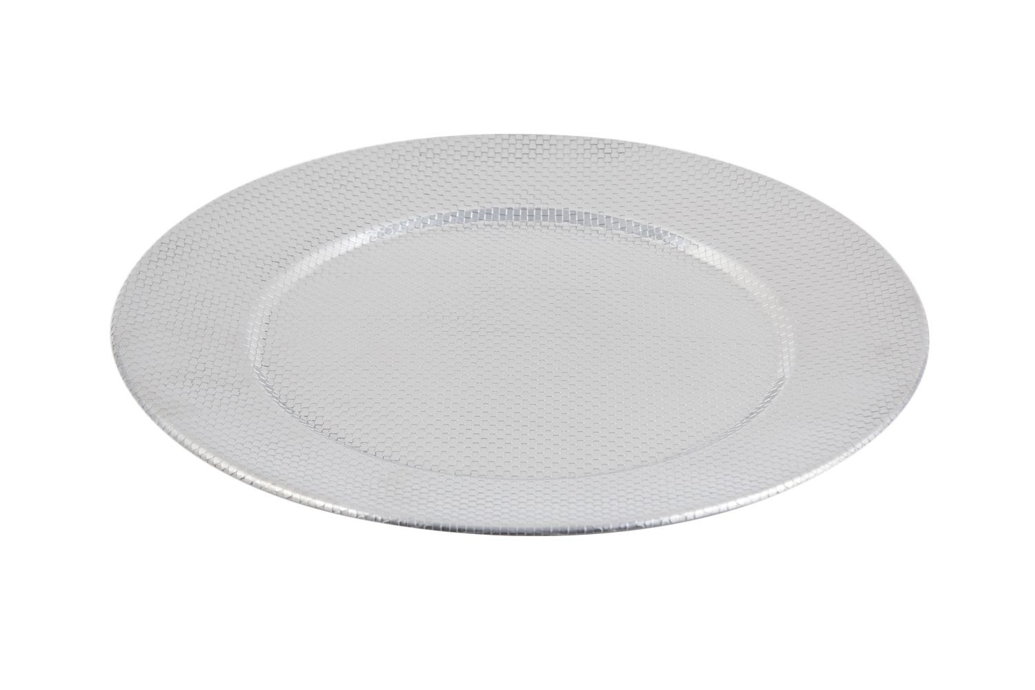 """Bon Chef 9311 Stainless Steel 13"""" Service Plate"""
