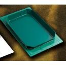 Bon Chef 960015064P Custom Cut Tile for 5064, Pewter Glo