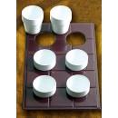 Bon Chef 960069140S Custom Cut Tile for (6) 9140, Sandstone