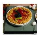 Bon Chef 9600H2078P Custom Cut Tile for Casserole Dish 2078, Pewter Glo