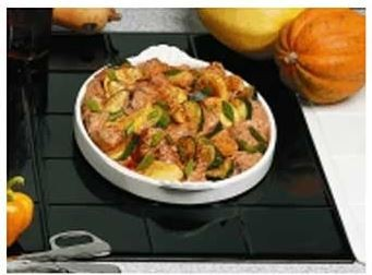 Bon Chef 9600H2083S Custom Cut Tile Tray for 2083 Sandstone,