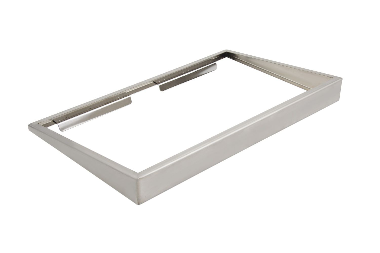 "Bon Chef 9716 Stainless Steel Side Riser, 13 1/8"" x 21 1/2"" x 2 3/4"""