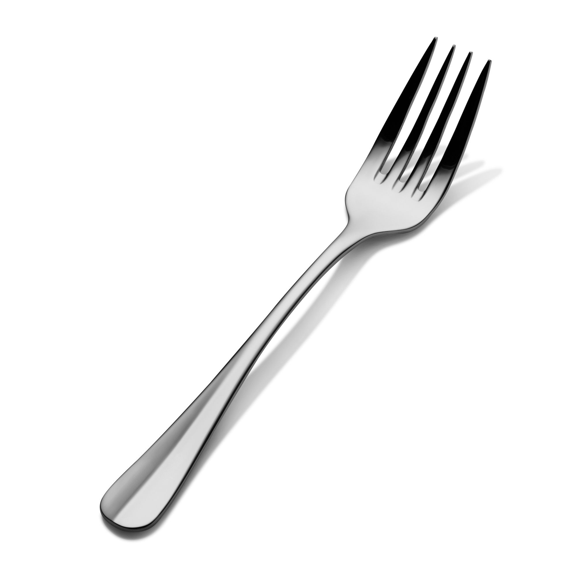 Bon Chef S1105S Chambers 18/8 Stainless Steel Silverplated Regular Dinner Fork