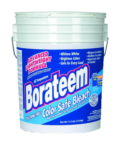Borateem Color Safe Laundry Bleach, 5 Gallon